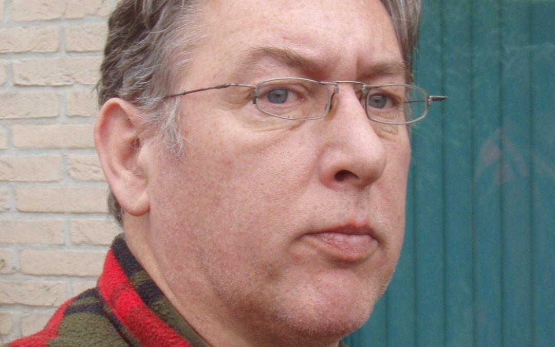 Bert Knispel / kantinemedewerker