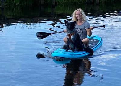 Wendy Dollé / instructeur Puppy- en Jonge Hondencursus